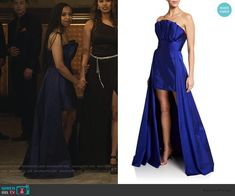Blue Dresses, Prom Dresses, Formal Dresses, Pleated Bodice, 13 Reasons, Other Outfits, Rompers, Gowns, Dress Ideas