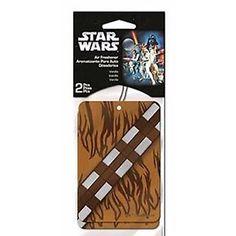 Star Wars Vanilla Air Freshener 2 Pack