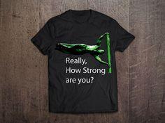 How strong are you T-Shirt,$19.99 | bodyweighttrainingarena.com #shop #calisthenics