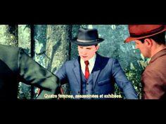 [L.A. Noire] raconte une histoire de détective se déroulant à Los Angeles, à la fin des années 1940, dans un contexte d'après-guerre où se mêlent corruption, drogues et musique jazz. Ce jeu sur Xbox 360 croise action, enquête et narration complexe, tout en présentant une série de meurtres horribles à élucider.