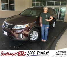 ivan was very helpful - brooke wherland Saturday, April 13, 2013 http://www.southwestkia-mesquite.com