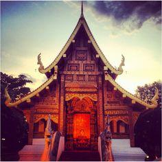 Wat Sinq, Chiangmai, Thailand