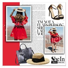 """""""SheIn"""" by janee-oss ❤ liked on Polyvore"""