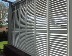 Shutters Australia provides quality exterior plantation shutters in Sydney. Get Exterior Rialto Aluminium Plantation Shutters by calling us on 02 8858 0900!