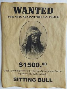 Set of 5 Indian Wanted Posters Geronimo Cochise Crazy Horse Gall Sitting Bull American Indian Quotes, Native American Pictures, Native American Quotes, Native American Tribes, Native American History, American Indians, American Symbols, American Women, American Art