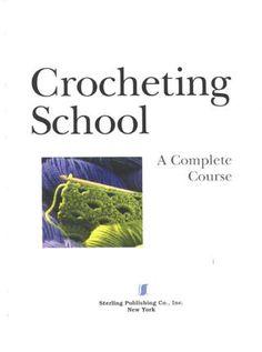 Manuel de crochet - The ABC of crocheting - אירית שלף - Picasa Albums Web Stitch Crochet, Crochet Quilt, Crochet Books, Love Crochet, Learn To Crochet, Crochet Stitches, Knit Crochet, Crochet Things, Irish Crochet