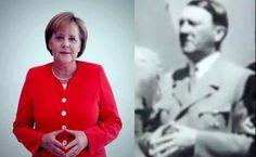 Is Merkel Hitler's Daughter and Hitler the illegitimate Grandson of Solomon Rothschild of Vienna, Austria ?