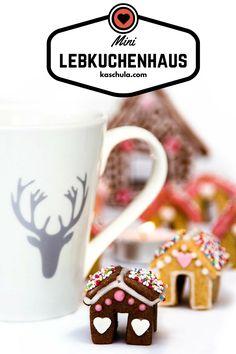 Mini Lebkuchenhaus - Kaschula