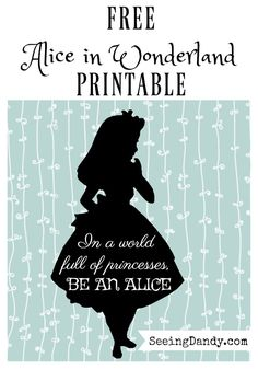 Be an Alice. Free Al