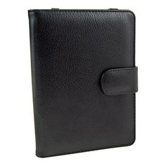 This Kindle Paperwhite cover from Adarga is a high quality, leather style case in black, designed to look good and protect your Kindle at the same time. Kindle Cover, Leather Fashion, Sd, Black, Design, Style, Swag, Black People