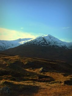 Scottish highlands, Fort William, Highlands, Scotland Copyright: Dale Rys
