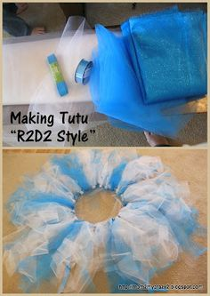 Running away? I'll help you pack.: Making R2D2 Costume for mom (Part I)