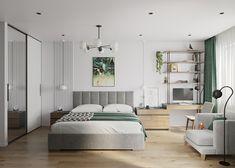 Master Bedroom Interior, Luxury Bedroom Design, Bedroom Closet Design, Bedroom Furniture Design, Home Room Design, Home Bedroom, Living Room Designs, Living Room Decor, Indian Bedroom Decor