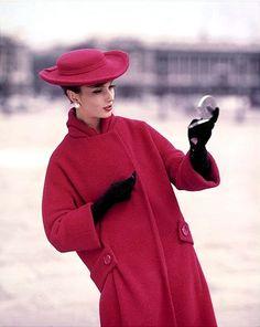 Marie-Hélène Arnaud, Paris 1957
