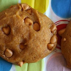 Pumpkin Butterscotch Cookies Recipe  with 11 ingredients Recommended by 1 users.