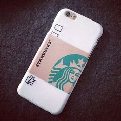 New Fashion Frosted Starbucks PC Phone Back Case cover For iphone 6 4.7/Plus