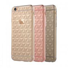 Facetted Transparent Case - iPhone 6 Plus
