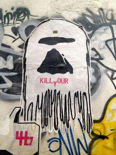 Off The Wall Art  Recently captured street art in Hong Kong