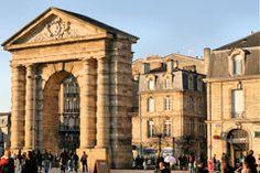 Bordeaux : Entrée rue Sainte Catherine coté place de la Victoire