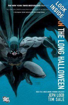 Batman: The Long Halloween: Jeph Loeb, Tim Sale: 9781401232597: Amazon.com: Books