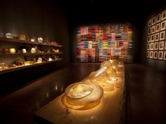 | Chihuly Northwest Room, 2012, Chihuly Garden and Glass, Seattle, WA