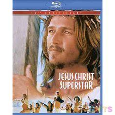 JESUS CHRIST SUPERSTAR (BLU RAY)