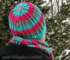 free crocht hat pattern