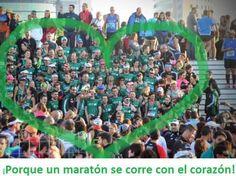 EL MARATÓN ES UN #deporte DE EQUIPO.