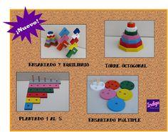 #Novedades en #Indigo!!! Imperdibles! Nuevos diseños súper #coloridos y #divertidos. Para jugar y aprender!