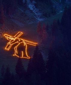 Herz-Jesu-Feuer im Tannheimer Tal, © TVB Tannheimer Tal Random Stuff