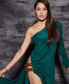 Nushrat Bharucha oozes the oomph factor by wearing green gown with high slits Bollywood Actress Hot Photos, Indian Actress Hot Pics, Indian Bollywood Actress, Bollywood Girls, Beautiful Indian Actress, Bollywood Fashion, Bollywood News, Actress Pics, Indian Celebrities