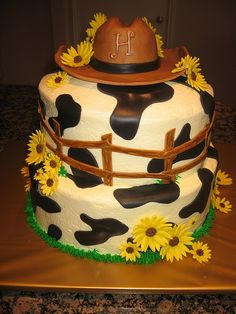 cowprint cake | Recent Photos The Commons Getty Collection Galleries World Map App ...