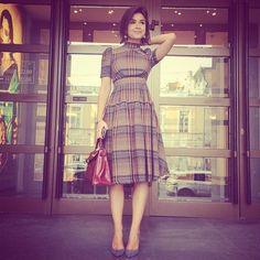 Mira Duma - I am so going to make Miroslava Duma, Caroline Daur, Fashion Editor, Fashion Tips, Fashion Weeks, 80s Fashion, Paris Fashion, Boho Fashion, Style Fashion