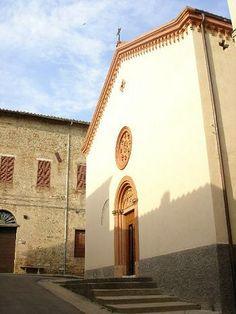 Chiesa di San Cristoforo a Compignano, Marsciano (PG) ITALIA. http://www.umbria.ws/content/chiesa-parrocchiale-di-san-cristoforo-compignano