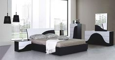 Exquisite Quality Modern Platform Bed Seattle Washington [AEVERONA] : Prime Classic Design, Italian modern furniture: luxury designer and genuine leather sectionals, dining room and bedroom sets distributor