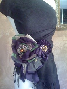 Maid of honors belt