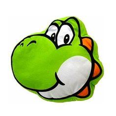 Super Mario Bros. Yoshi Plush Pillow $19.99