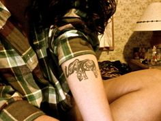 Elephant tattoo. Maybe on the ribs? I want an elephant tattoo to represent my mom