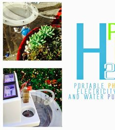 Solar water purifier and energy producer