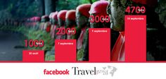 ◙ COMMUNITY MANAGEMENT ◙ ◎ Fin hier soir du 1er concours photo Facebook organisé par L'Agence Petit Carnet pour TravelStyle & Life Magazine. Résultats, plus de 4 000 participants et votants, 4 700 j'aime sur la page en 4 mois d'existence et 22 000 active users.