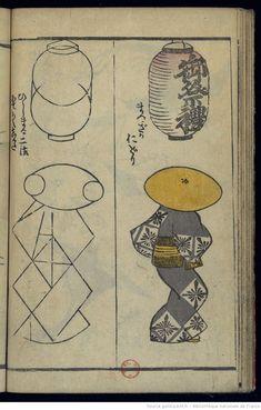 Leçons de dessin par la décomposition géométrique / Hokusaï   Gallica