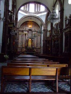 Templo de San Francisco. Diócesis de Celaya. San Miguel de Allende, Guanajuato. México.