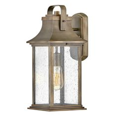 Check out New Hampshire Outdoor Sconce - Large from Shades of Light