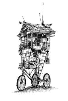 via: Bicycle Graphic Design