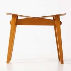 Rare Stool 'Plio' by Jakob Müller - Alexis Vanhove | Brussels