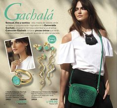 Coleccion Gachalá | By Oriflame cosmetics ♥MB