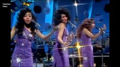 The Three Degrees ♪ Hits Medley 1975 Music Video