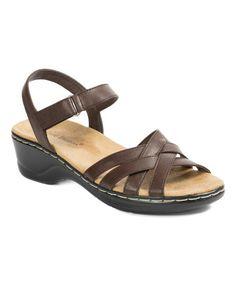 b95c08f54caf Love this Brown Aleisha Sandal on