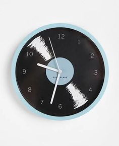 """Record Album Wall Clock"" https://sumally.com/p/589718"