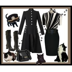 """""""Military chic"""" by tarlily on Polyvore"""